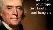 Thomas Jefferson Saying