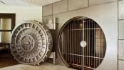 Cash Vault Door