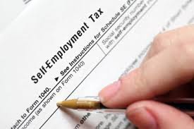 Self-Employment Tax Image