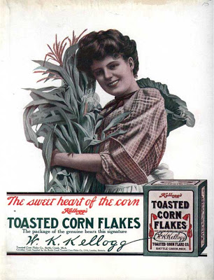 Kellogg's First Advertisement