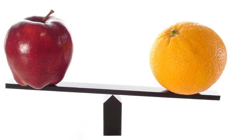 Lease or Buy Apple & Orange