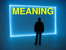 Tangible and Intangible Meaning