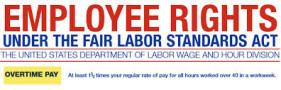 Fair Labor Standards Act – HR Compliance