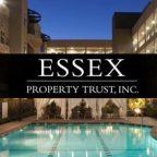 Sold Essex Property Trust - 74.07% Annual Return